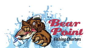 Bear Point Fishing Charter Logo